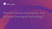 Robotic Process Automation: Just Another Overhyped Technology?