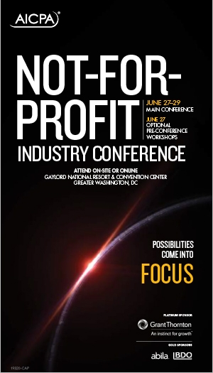 Not-for-Profit Industry Conference 2016