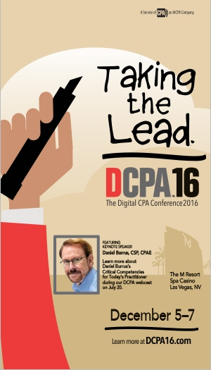 Digital CPA Conference 2016