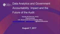 Data Analytics: Emergence in and Implications to Government Accountability
