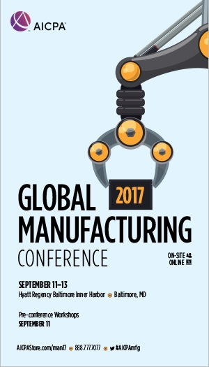 Global Manufacturing Conference 2017