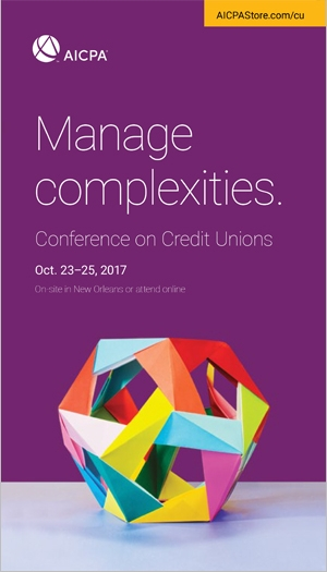 Conference on Credit Unions 2017