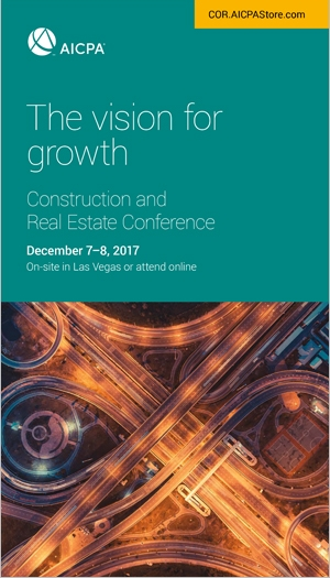Construction and Real Estate Conference 2017