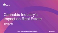 Cannabis Industry's Impact on Real Estate