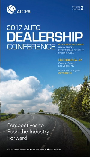 Auto Dealership Conference 2017
