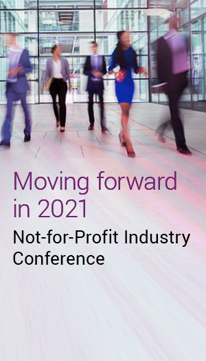 AICPA Not-for-Profit Industry Conference 2021