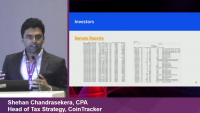 ENG21SS03. Nuts & Bolts of Cryptocurrency Taxation, presented by CoinTracker