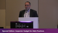 NAA2104. Special Edition: Inspector Gadget for A&A Practices
