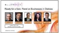 TAX2101. Ready for a Sale Panel on Businesses in Distress