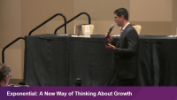 PFP2105. Exponential: A New Way of Thinking About Growth