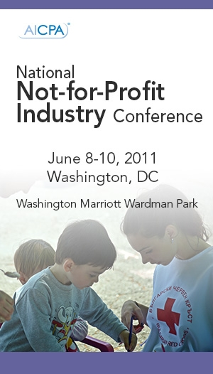 National Not-for-Profit Industry Conference 2011