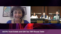 EST2103. AICPA Trust Estate and Gift Tax TRP Round Table