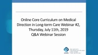 Spring Online Core Q and A Webinar #2