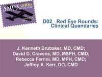 Red Eye Rounds: Clinical Quandaries