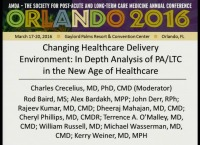Changing Health Care Delivery Environment: In Depth Analysis of Post-Acute/Long-Term Care in the New Age of Healthcare