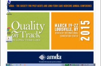 Teaching Medical and Interprofessional Learners in the Nursing Home: Insights into Curriculum Development and Effective Teaching Modalities (AMDA Foundation Sponsored Session) - <span style='color:red;'>CME/CMD credits not available for this session</span