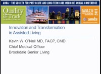 Innovation and Transformation in Assisted Living