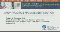 Pre-Conference Ticketed Program: Relevant Topics in Practice Management