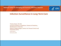 Infection Surveillance in Long-Term Care