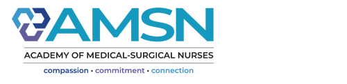 Academy of Medical-Surgical Nurses Logo