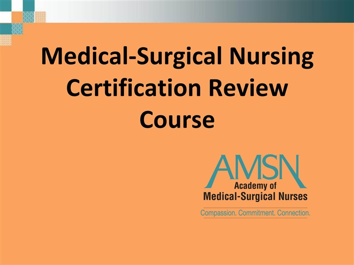 surgical medical certification course