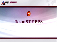Let's Get to STEPPIN with EBP TeamSTEPPS