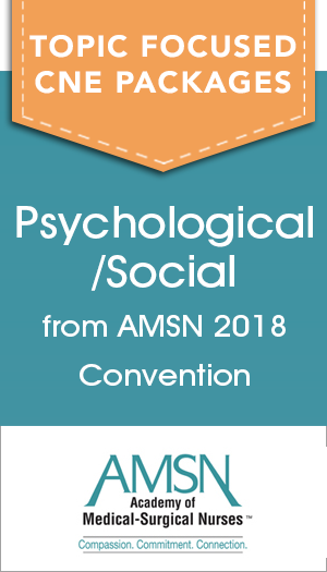 Psychological/Social  - 2018 Annual Convention