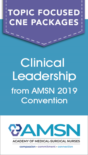 Clinical Leadership - 2019 Annual Convention