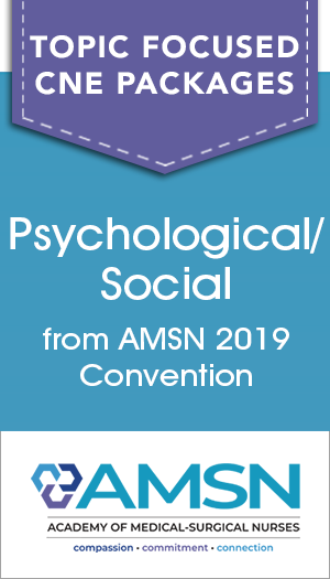 Psychological/Social - 2019 Annual Convention