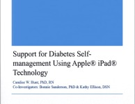 Support for Diabetes Self-Management Using Apple® iPad® Technology