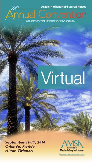 2014 AMSN Virtual Convention