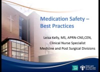 Medication Safety Best Practices