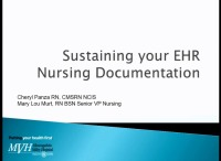 Refining Nurse Documentation in Your Electronic Health Record