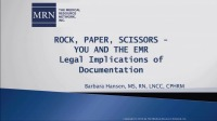 Legal Implications of Documentation