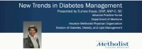 Trends in Managing Diabetes