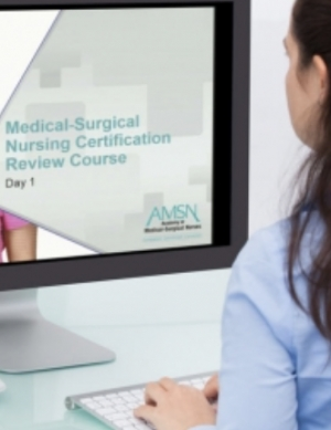 Medical-Surgical Nursing Certification Review Course (2016 Annual Convention)