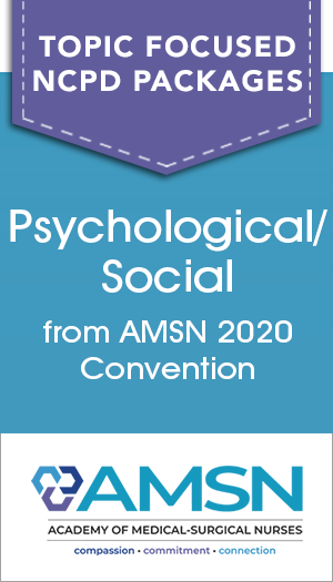 Psychological/Social - 2020 Annual Convention