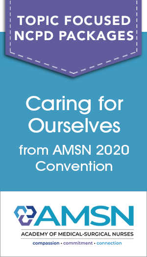 Caring for Ourselves - 2020 Annual Convention