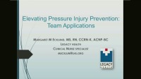 Elevating Skin Injury Prevention: Team Applications