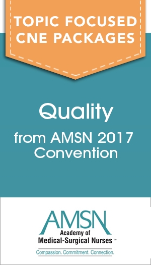 Quality - AMSN 2017 Convention