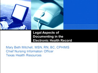 Balancing the Quality and Technology Conundrum: Strategies for Mitigating Unintended Consequences and Legal Implications of Documentation icon