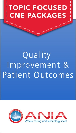 Quality Improvement and Patient Outcomes (from 2018 Conference)