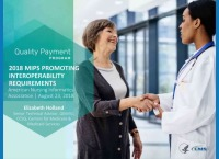 Promoting Interoperability Requirements for Year 2 of the Quality Payment Program