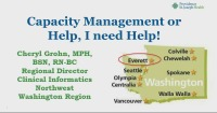 Capacity Management, or Help, I Need Help!