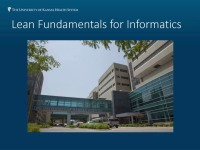 Lean Fundamentals for Informatics