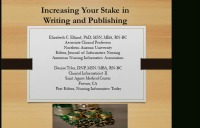 Increasing Your Stake in Writing and Publishing