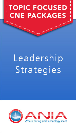Leadership Strategies (from 2019 Conference)