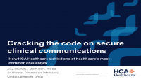 Cracking the Code on Secure Communications