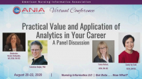 Practical Value and Application of Analytics in Your Career