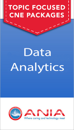 Data Analytics (from the 2020 Annual Conference)